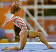 Mary Lou Retton Won US first gold medal in Gymnastics in 1984, Los Angelas at 16 years old