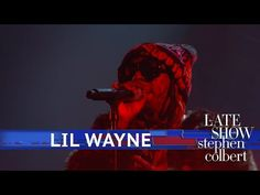 Lil Wayne News, Stephen Colbert, Dont Cry, Latest Albums, Crying