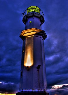 Lighthouse Newhaven Harbor, Edinburgh-by elementalPaul Beacon Of Hope, Beacon Of Light, Light Up, Places Around The World, Around The Worlds, Lighthouse Lighting, Beautiful Places, Castle, Architecture