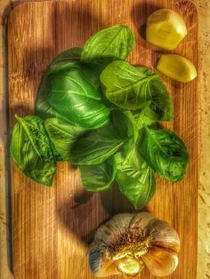 #basil #garlic