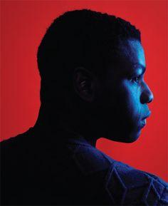 John Boyega - Backstage Like and Repin. Thx Noelito Flow. http://www.instagram.com/noelitoflow