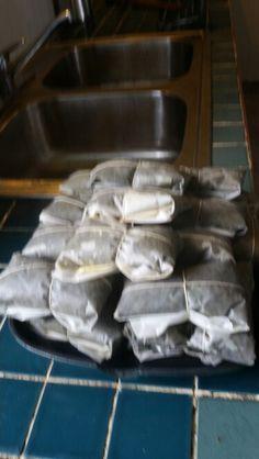 Pastelitos.de arroz