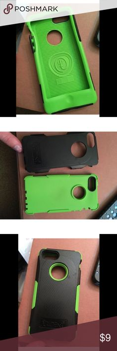 2 part cell phone case iPhone 5/SE Trident two part cell phone case for iPhone 5/SE Accessories Phone Cases