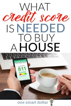 Are you planning to buy a new home? Read this article to learn what credit score is needed to buy a house.