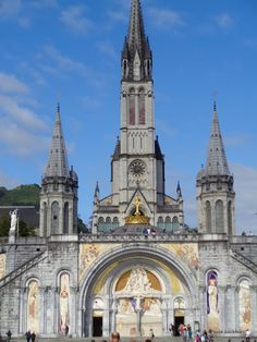 Alfazema: Lourdes, close to Heaven Who Goes There, Immaculate Conception, St Anne, Interactive Map, Going On Holiday, Pilgrim, Barcelona Cathedral, Catholic, Highlights