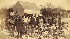 Trace your family's history of slavery online, free