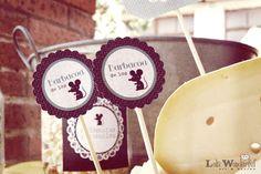 Lola Wonderful_Blog: La Barbacoa de los Ratones... personaliza tu fiesta Lola Wonderful, Barbacoa, Cheese, Blog, Party, Barbecue, Blogging