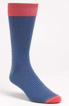 hook + ALBERT Stripe Socks available at #Nordstrom