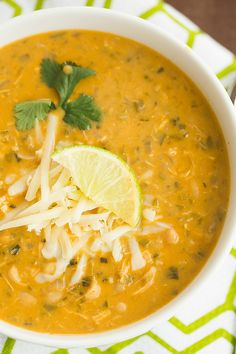 #Recipe: White Chicken Chili