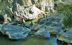 Preveli, Kourtaliotiko Gorge Crete
