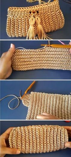 If you like this elegant bag displayed on the photo above, than we have a tutorial for you. Recently we have been sharing a lot of backpacks on our blog and a lot of you asked for different sorts of bags. We have tried or best to find the most relevant tutorial for an outdoor… Read More Crochet Elegant Bag Tutorial