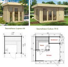 Die Sauna im Garten: Tipps rund ums Saunahaus