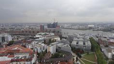 Blick vom Michl   Hamburg