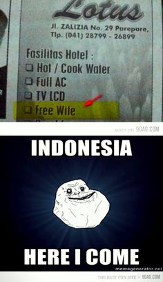 hahahahaa..gobeeell!! Long time no see, 'Forever Alone' =D