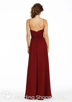 Hayley Paige Occasions Bridesmaid Dress 5473