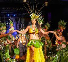 Ouverture du Heiva I Tahiti 2015