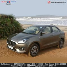 All variants of the whole new Dzire are built on the Suzuki HEARTECT platform, with dual airbags and much more just so you sail safely through every journey. http://www.ranamotors.co.in/maruti-suzuki-dzire-en-in.htm  Contact Numbers:- Safdarjung: 011-26712222 Prashant Vihar: 011-48277777 Iffco Chowk: 0124-4260000 Tis Hazari: 011-47166666 Janak Puri: 011-47911111  #MarutiSuzuki #Dzire #Car #Safety #RanaMotors #NewDelhi #Gurgaon
