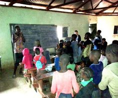 Children in the Kibera Slum in Kenya at one of the Saturday Bible Clubs. You can read more about them on our blog! http://internationalneeds.wordpress.com/2015/01/01/bible-clubs-in-kenya/