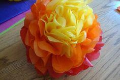 Easy Cinco de Mayo Flowers