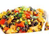 Picture of Black Bean, Corn and Tomato Salad Recipe... http://www.foodnetwork.com/recipes/giada-de-laurentiis/black-bean-corn-and-tomato-salad-recipe/index.html