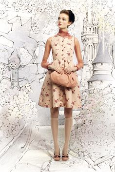 Red Valentino Fall 2012 Ready-to-Wear - Collection - Gallery - Style.com