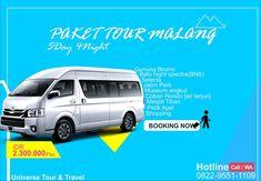 Paket Tour Malang Cukup bayar Rp. 2.300.000/pax dan ajak teman2 kamu minimal 12 orang sudah bisa jalan2 ke bromo,jatim park, selecta, Batu night spectra [BNS], museum angkut, Coban Rondo [air terjun] mesjid tiban [optional] ,petik apel, shopping.  Kontak kami utk lebih detail: 0822-9551-1109 call /wa   #tripmalang #tripbromo #jatimpark #infobandung #museumangkutmalang #cobanrondo #malangasik #mesjidtiban #petikapel #shopping #trip #tour