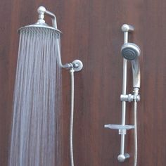 Atlantis 7 Rain Shower Head System, Brushed Nickel  most expensive one saved so far, high quality with all 5 star reviews.