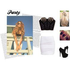 """Party"" by paukbarrancos on Polyvore"