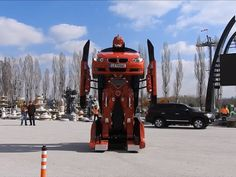 Transformers are real and this video proves it. Check out what this awesome…