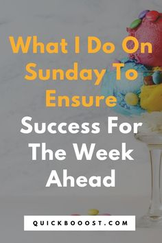 If you want to have a productive week, you need to create a plan for it. Here's what to do to ensure maximum productivity in the coming days ahead. #productivity #productive #planning Productive Things To Do, Things To Do When Bored, Things To Do At Home, Productive Day, Getting Things Done, Master Schedule, Day Schedule, Someone Like You, I Can Do It