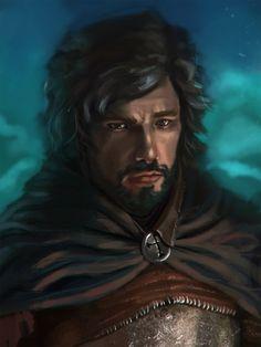 Portrait by Dandzialf.deviantart.com on @DeviantArt