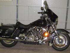 My 2003 Harley Davidson Road King Classic.