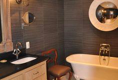Villa in Franchhoek - for Sarah Ord Interiors Villa, Clawfoot Bathtub, Corner Bathtub, New Work, Catering Ideas, Interior Design, South Africa, Bathrooms, Kitchens