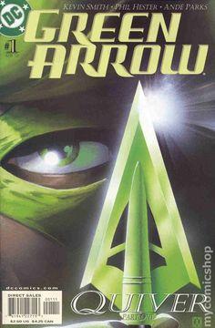 Green Arrow (2001 2nd Series) 1