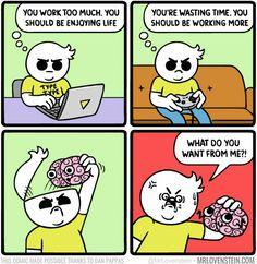 Brain suck