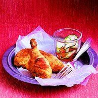 Mustard Crisp Chicken