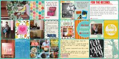 Project Life {2014} - Week 5 by GeVisacri @2peasinabucket