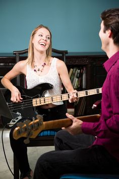 Bass Guitar lessons in Orange County with a pro http://hamrockmusic.com/bass-lessons/