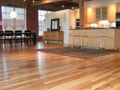 ROOM TO DANCE - Hickory Wood – Hickory Hardwood Flooring Modern Design Hickory Hardwood Floors – Home Decorating Ideas | Home Interior Design