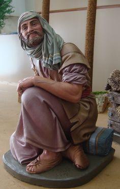 Foro de Belenismo - Índice de Artesanos Figuristas -> Daniel José Pons (Cataluña)