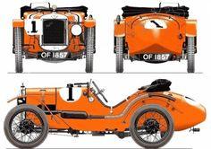 Austin Seven Ulster (1927)
