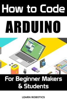 Are you struggling to figure out how to integrate hardware with software to build prototypes? Take this online course and go from zero to fully functional prototype. We'll teach you the principles of coding, circuits, and prototyping. Learn Computer Coding, Computer Programming, Computer Science, Gaming Computer, Arduino Class, Arduino R3, Arduino Sensors, Learn Robotics, Robotics Engineering