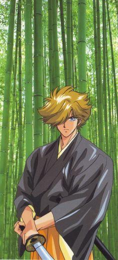 Yoroiden Samurai Troopers./ Seiji