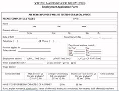 printable sample lawn service contract form loan application real estate forms lawn service