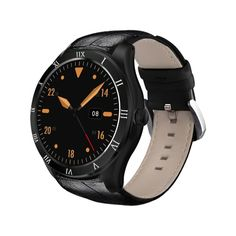 Shop for best black Q5 Heart Rate Smart BT Sport GPS 3G/2G Watch Phone Touch Screen 512MB RAM 8GB ROM MTK6580 Quadcore Android 5.1 Camera Call Notification Pedometer Alarm Metal Frame MP3 MP4 WiFi from Tomtop.com at fast shipping. Various discounts are waiting for you!