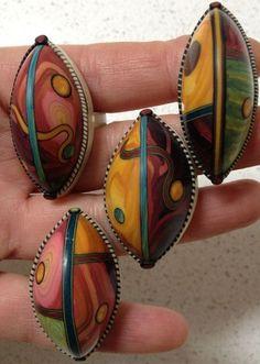 sarah shriver polymer clay artist   Sarah Shriver Beads   Sarah Shriver