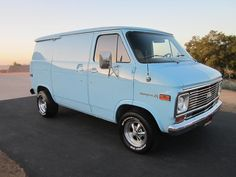 Chevrolet G20 Van Shorty
