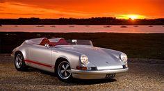 Uhm, Porsche heeft toch nooit een spyder gemaakt van de 911? Nee, dat klopt. Porsche niet. Maar dan is er altijd wel iemand te vinden die dat toch een goed idee vindt. In dit geval was dat Paul Stephens die een Porsche 911 3.2 Targa uit 1989 koos als de (on)gelukkige donor auto. Een one-of-a-kind …