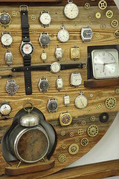 Museum of Clocks, Angarsk, Irkutsk Oblast, Russia Lake Baikal, Clocks, Russia, Museum, Collections, Travel, Viajes, Watches