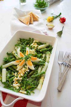 Badischer Spargel-Salat